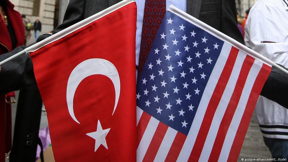 Турско американските односи на критична точка