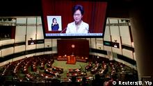 China Carrie Lam Regierungschefin Hong Kong