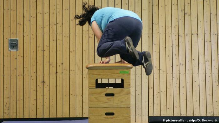 Deutschland Kinder Sport Übergewicht