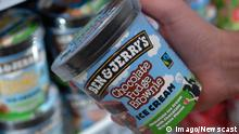 Ben and Jerry's Ice Cream (Imago/Newscast)
