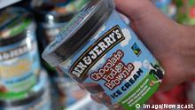 Ben and Jerry's Ice Cream +++ Ben & Jerry's Ice Cream +++ Ben&Jerry s Ice cream PUBLICATIONxNOTxINxUK