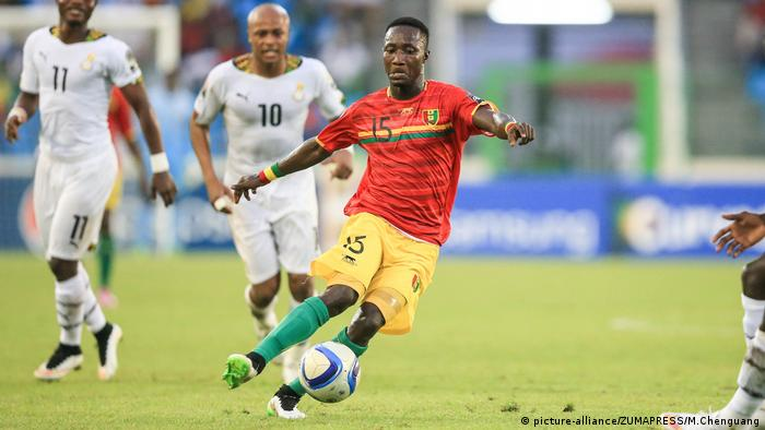 Naby Keita Guinea Fußball (picture-alliance/ZUMAPRESS/M.Chenguang)