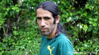 Behrouz Boochani, iranischer Regisseur (Behrouz Boochani)