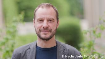 Raj Kollmorgen (Foto: Hochschule Zittau/Görlitz)