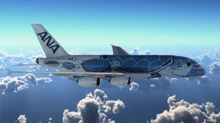 10 year anniversary of Airbus 380 (Airbus )