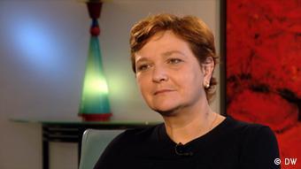 Руководитель российского отделения Transparency International Елена Панфилова