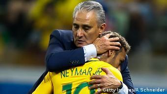 Brasilien gegen Chile WM Qualifikation