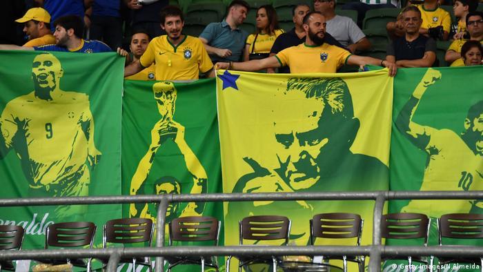 Brasilien Chile WM Qualifikation Fußball