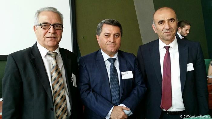 Belgien Europarat | kurdische Politiker aus Syrien