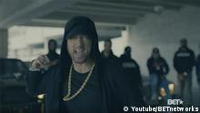 BET Eminem Screenshot Youtube Trump Rap