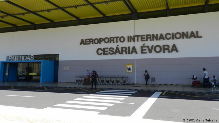 Kapverden Internationaler Flughafen Cesaria Evora