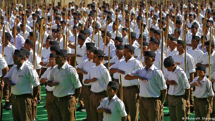 Indien Hindu-Nationalisten