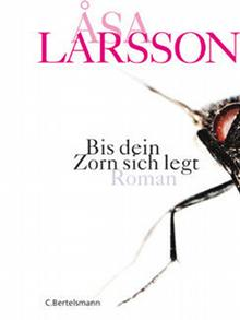 An Asa Larsson bookcover