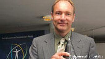 20 Jahre World Wide Web Tim Berners-Lee in Helsinki