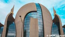 DITIB Zentralmoschee Köln-Ehrenfeld