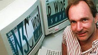تیم برنرز لی، خالق وب، از مدیران پروژه وبایندکس است