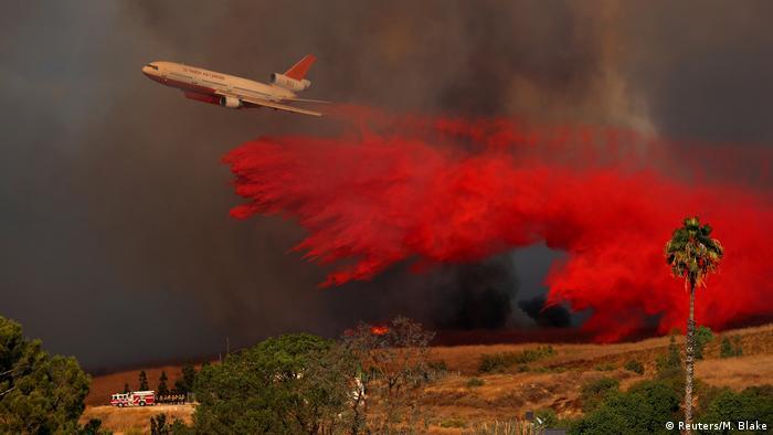 Kaliforniya'daki yangınlarda en az 40 kişi öldü