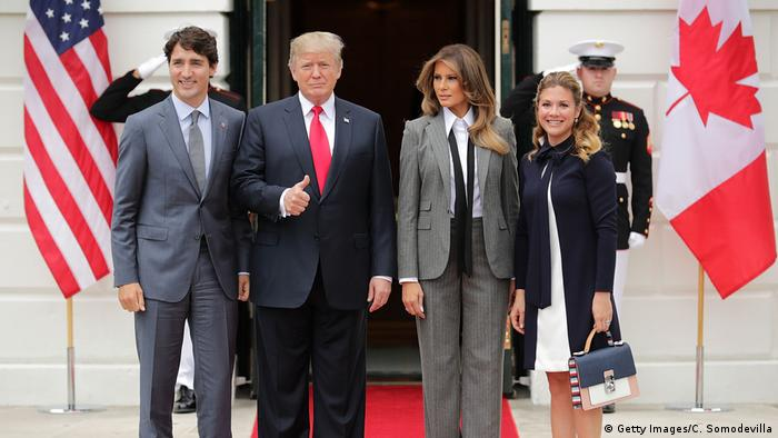 Canada-US deal possible, says Donald Trump after meeting Justin Trudeau