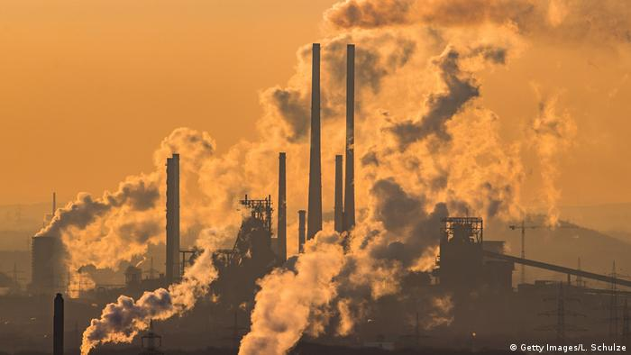 Germany tight-lipped about industrial pollutants   Business ...