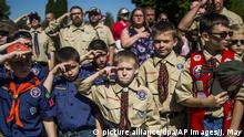 USA Boy Scouts of America