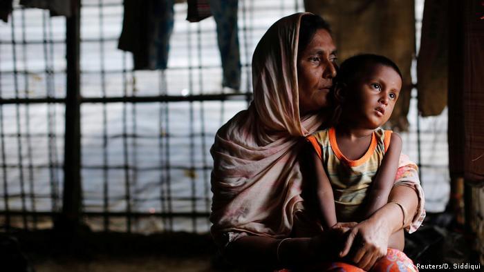 Bangladesch Rohingya Flüchtlinge im Camp Cox's Bazar (Reuters/D. Siddiqui)