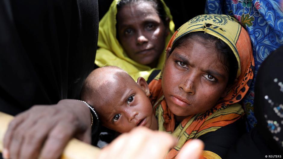 countrys muslim rohingya minority - 940×529