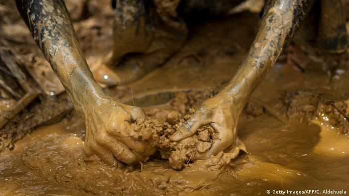 Ghana Goldmine in Kibi
