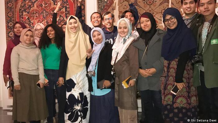 Goethe-Institut Indonesien | Studienreise Deutschland (Oki Setiana Dewi)