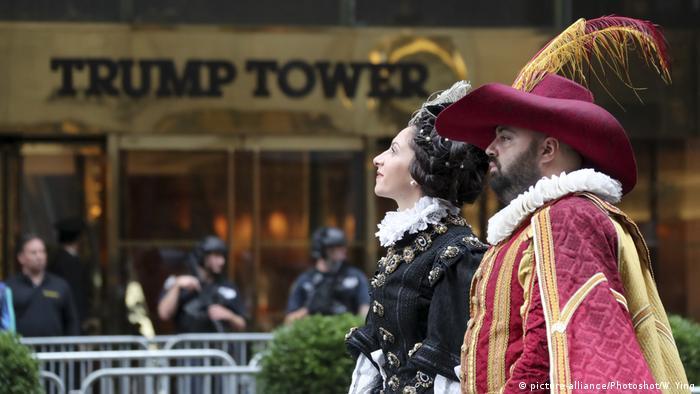 New York Kolumbus-Tag Parade (picture-alliance/Photoshot/W. Ying)