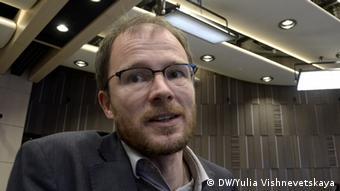 Корреспондент московского бюро немецкого издания Der Spiegel Кристиан Эш