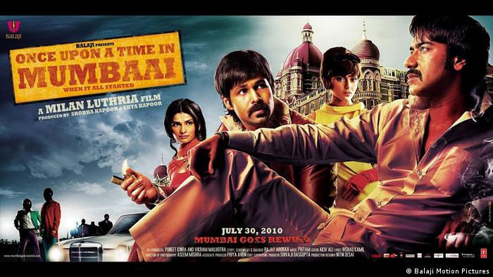 Once Upon A Time In Mumbaai Film (Balaji Motion Pictures)