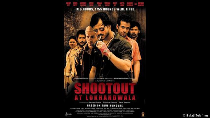 Shootout at Lokhandwala Film (Balaji Telefilms)