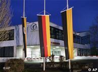 در آلمان به یاد قربانیان کشتار خونین روز پنجشنبه، پرچمها به حالت نیمه افراشته درآمدند