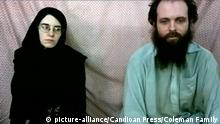 Joshua Boyle Caitlan Coleman Entführung Taliban (picture-alliance/Candioan Press/Coleman Family)