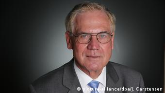 Emekli Alman Büyükelçi Eckardt Cuntz