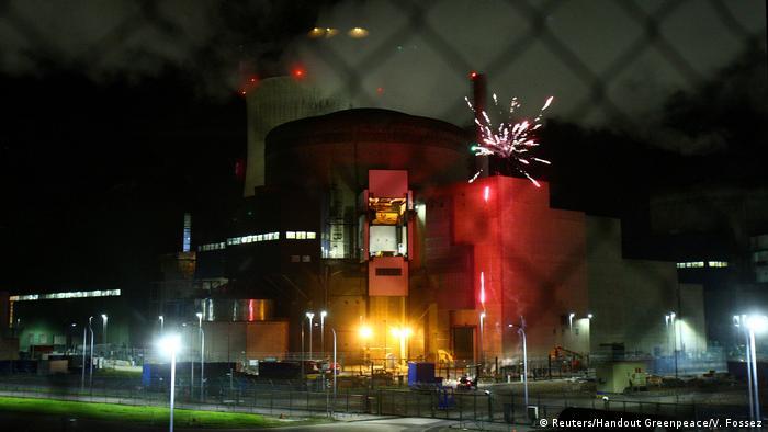 EUROPA: Plantas nucleares europeas: el peligro que acecha
