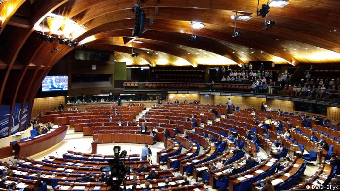 Дебаты в Совете Европы о языковом законе в Украине (октябрь 2017 года)