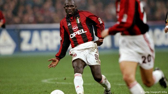 George Weah (Getty Images/C.Villa)