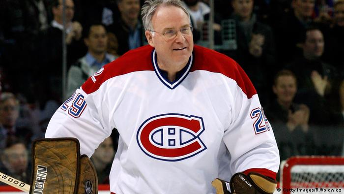 Ken Dryden (Getty Images/R.Wolowicz)