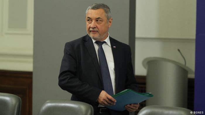 Bulgarien Valeri Simeonov, Vize-Premierminister