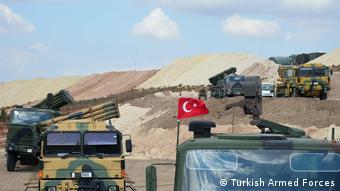 نقش ترکیه بعد از عملیات سپر فرات در سوریه بیشتر شد