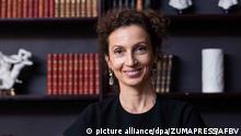 Audrey Azoulay assume a direção da Unesco