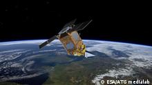 Satelit Sentinel 5P der ESA