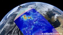 ESA Sentinel 5 Satelit