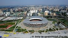 China Nationalstadion in Peking