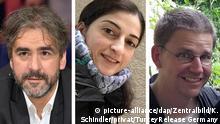 شتويتنر، كورلو، يوجل، من بين 55 ألمانيا معتقلين في تركيا