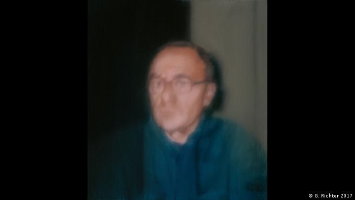 Self-Portrait 1996 by Gerhard Richter (G. Richter 2017)