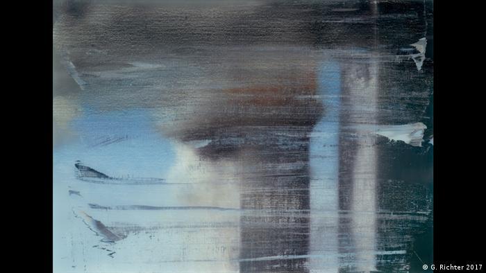 Gemälde September 2009 von Gerhard Richter (G. Richter 2017)