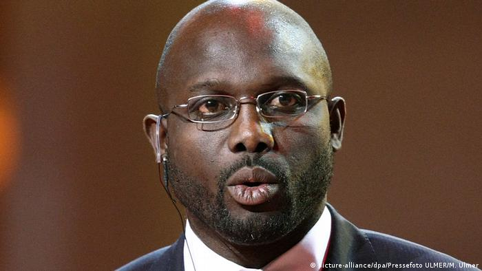 Liberian President Elect George Weah On His Plans For The Country Africa Dw 29 12 2017