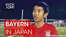 Kick off Chinas Bayern in Japan